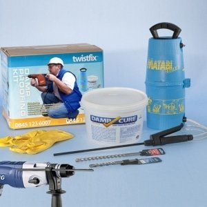 Damp Proof Injection kit