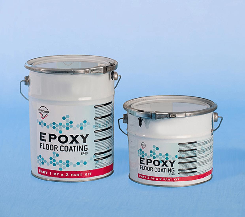 Epoxy Floor Seal Paint Grey 5l Damp Doctor